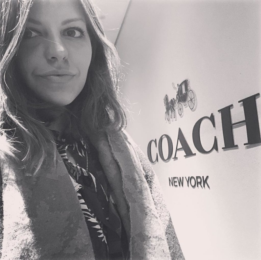 In Love completely coach coach london selfie giulianapoli lifestyleblogger giuliettahellip