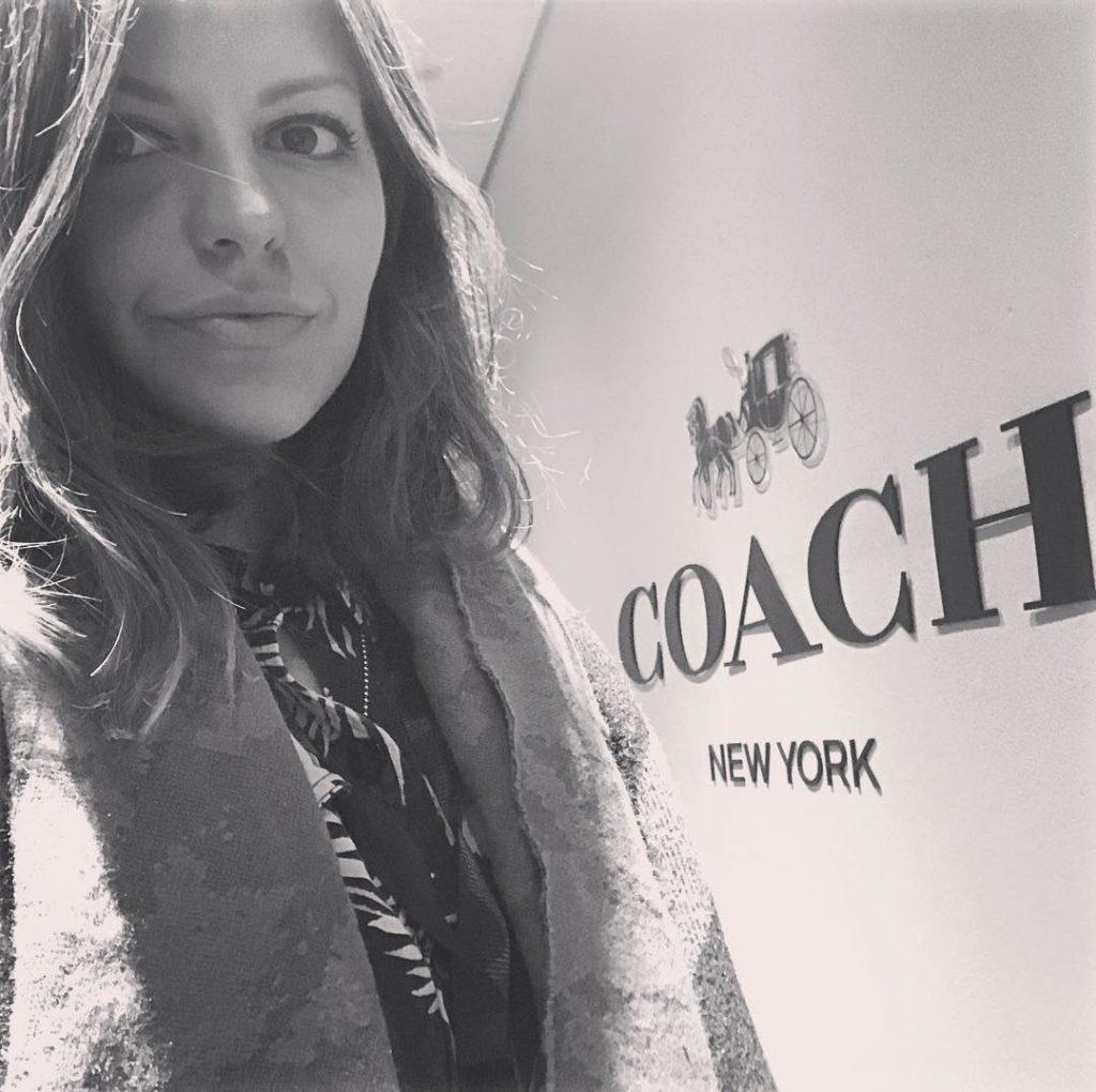 In Love completely coach coach london selfie giulianapoli lifestyleblogger giuliettahellip