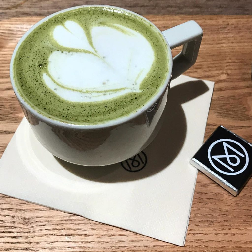 Sunday morning Matcha  london tradition places whatilove onemoreaddiction monoclecafehellip