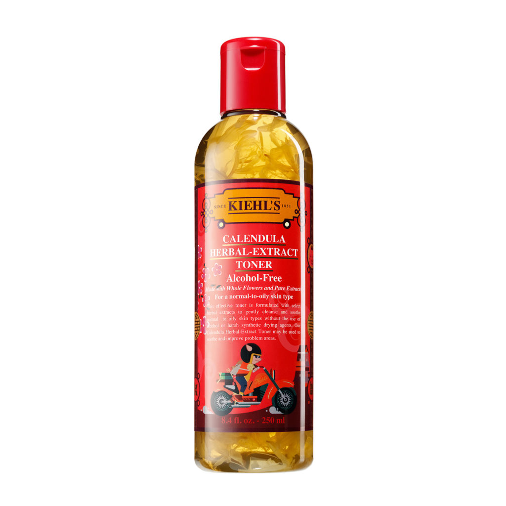 Kiehl's, calendula herbal-extract toner, onemoreaddiction, Giulia Napoli, beauty news, capodanno cinese, limited edition