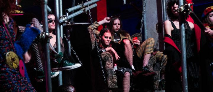 ISOLA MARRAS, converse, capsule collection, one more addiction, Giulia Napoli, lifestyle blogger, event, mfw2019, Milano Fashion Week