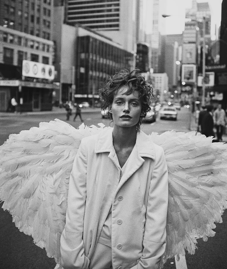 Lindbergh, Mostra Peter Lindbergh, A Different Vision on Fashion Photography, Giulia Napoli, Venaria Reale