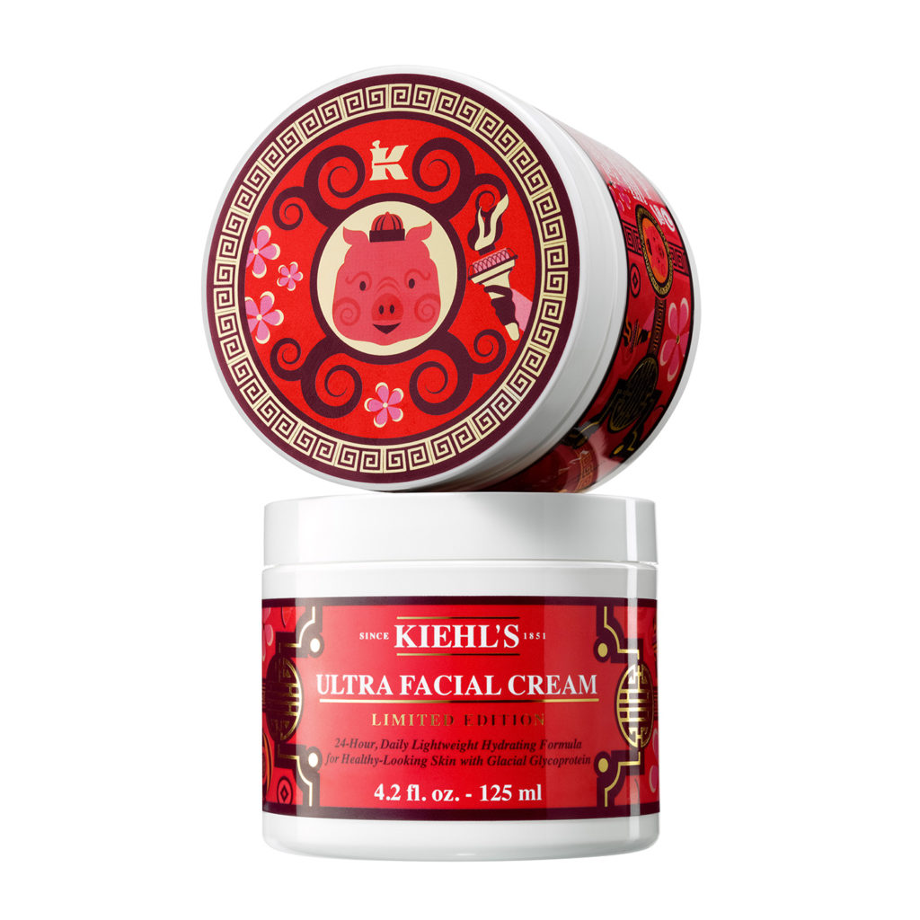 Kiehl's,ultra facial cream, onemoreaddiction, Giulia Napoli, beauty news, capodanno cinese, limited edition