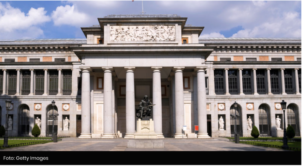 museo del prado, photo credits: Getty